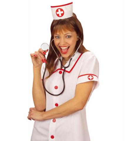 Сделать колпак медсестры